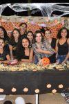 Acadêmicas de Estética e Cosmética realizam Halloween na Metropolitana