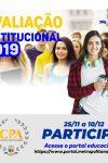 Venha fazer a Avaliação Institucional 2019 da Faculdade Metropolitana –...
