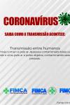 FIMCA e Metropolitana realizam atos de prevenção sobre o Coronavírus