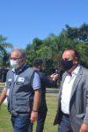 Ministro da Saúde Marcelo Queiroga visita a Faculdade Metropolitana
