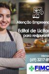 Centro Universitário FIMCA e Metropolitana divulga edital de seleção para...