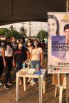 Acadêmicos da Metropolitana participam do verão CBN no espaço alternativo